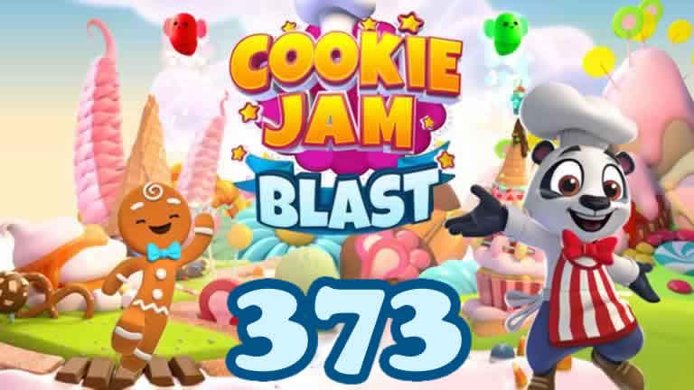 Cookie Jam Blast Level 373Tips